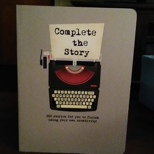 NWY Complete the Story Book
